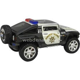 Maisto Hummer Hx Concept 1:24 Model Araba Pro Rodz Siyah Arabalar