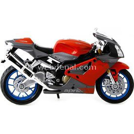 Maisto Aprilia 2006 Rsv 1000r 1:18 Model Motosiklet Arabalar