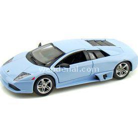 Maisto Lamborghini Murcielago Lp640 1:24 Model Araba S/e Mavi Arabalar