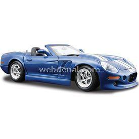 Maisto 1999 Shelby Series I Diecast 1:24 Mıodel Araba S/e Mavi Arabalar