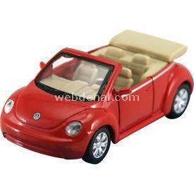 Maisto Volkswagen New Beetle 12 Cm Arabalar