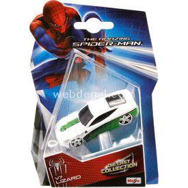 Maisto Spiderman V7-lizard Tekli Oyuncak Araba Arabalar