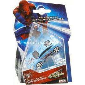 Maisto Spiderman Fast Money Tekli Oyuncak Araba Arabalar