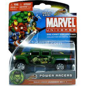Maisto Marvel Power Racers 2009 Hummer Hit Arabalar