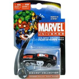 Maisto Marvel Universe Punisher Chevrolet Arabalar