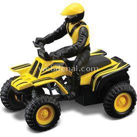Maisto Atv Aracı Sarı Erkek Çocuk Oyuncakları