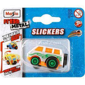Maisto Fresh Metal Slickers Van 2 Oyuncak Araba Arabalar