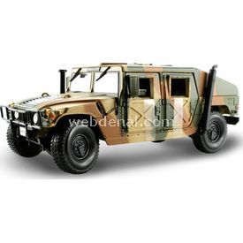 Maisto Humvee 1:18 Model Araba P/e Yeşil Arabalar