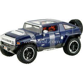 Maisto 2008 Hummer Hx Concept 1:18 Model Araba P/e Mavi Arabalar