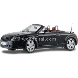 Maisto Audi Tt Roadster Araba 1:18 Model Araba S/e Siyah Arabalar