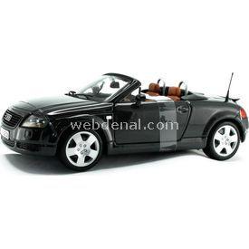 Maisto Audi Tt Roadster Araba 1:18 Model Araba S/e Füme Arabalar