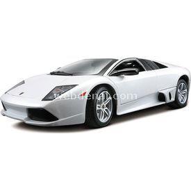 Maisto Lamborghini Murcielago 1:18 Model Araba S/e Beyaz Arabalar