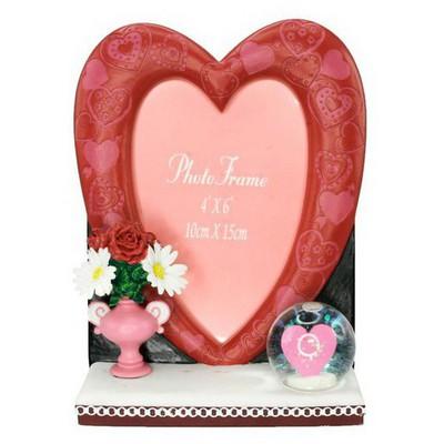 Necotoys Sevgililer Günü Vazolu Fotoğraf Çerçevesi Fırsat Ürünleri