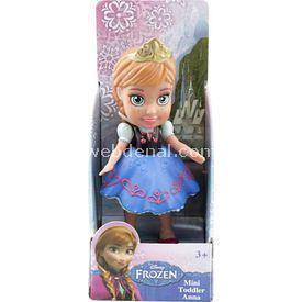 Jakks Pacific Disney Prenses Frozen Mini Figür Oyuncak 9 Cm Figür Oyuncaklar