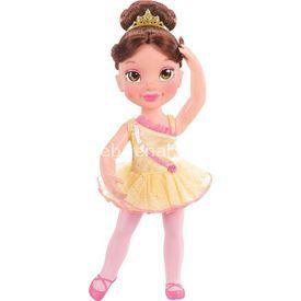 jakks-pacific-disney-prenses-belle-balerin-ilk-bebegim-35-cm