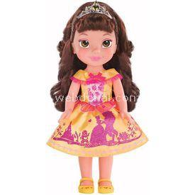 Jakks Pacific Disney Prenses Bella Ilk Bebeğim 35 Cm Bebekler