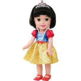 Jakks Pacific Disney Pamuk Prenses Ilk Bebeğim 35 Cm Bebekler