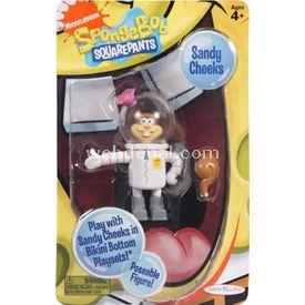 Jakks Pacific Sponge Bob Sandy Cheeks Figür Figür Oyuncaklar