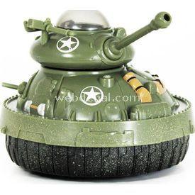 Necotoys Planet 51 Askeri Tank Aracı Figür Oyuncaklar