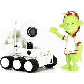 Necotoys Planet 51 Eckle Ve Rover Oyuncak 8 Cm Figür Oyuncaklar