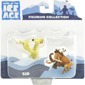 Necotoys Ice Age 4 Sid Figür 8 Cm Figür Oyuncaklar