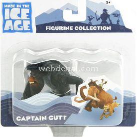 Necotoys Ice Age 4 Captain Gutt Figür 8 Cm Figür Oyuncaklar