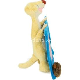 Necotoys Ice Age Sid Kumaş Çerçeveli Peluş Oyuncak Peluş Oyuncaklar