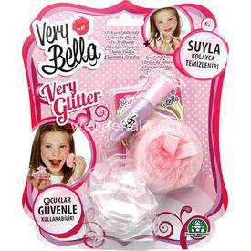 Giochi Preziosi Very Glitter Simli Pudra Ve Dudak Parlatıcı Model 1 Kız Çocuk Oyuncakları