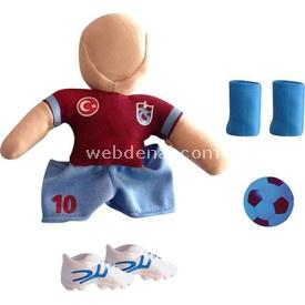 Trabzonspor Parmak Futbolu Oyuncu Seti Erkek Çocuk Oyuncakları
