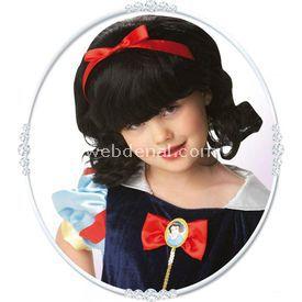 Rubies Disney Lisanslı Pamuk Prenses Peruk Kostüm & Aksesuar