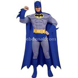 Rubies Batman Yetişkin Kostüm Small Kostüm & Aksesuar