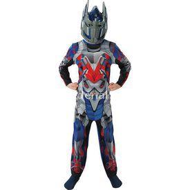 Rubies Transformers 4 Optimus Prime Çocuk Kostümü 5-6 Yaş Kostüm & Aksesuar