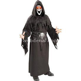 Rubies Hayalet Yetişkin Kostüm Ve Işıklı Maske Kostüm & Aksesuar