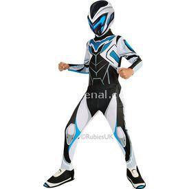 Rubies Max Steel Çocuk Kostümü 8-10 Yaş Kostüm & Aksesuar