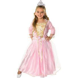 Rubies Rose Prenses Çocuk Kostüm Klasik 3-4 Yaş Kostüm & Aksesuar