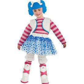 Rubies Lalaloopsy M.f.s. Çocuk Kostüm 3-4 Yaş Kostüm & Aksesuar