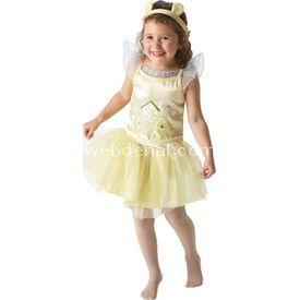 Rubies Winnie The Pooh Balerin 3-4 Yaş Çocuk Kostüm Kostüm & Aksesuar