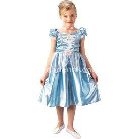 Rubies Prenses Cinderella Çocuk Kostüm Klasik 5-6 Yaş Kostüm & Aksesuar