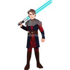Rubies Star Wars Anakin Skywalker Kostüm Klasik 12-14 Yaş Kostüm & Aksesuar
