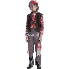 Rubies Zomboy Erkek Çocuk Kostümü 4-6 Yaş Kostüm & Aksesuar