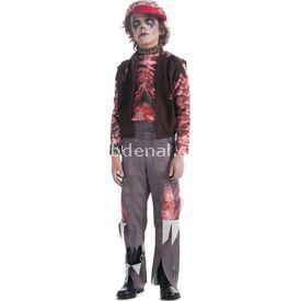 Rubies Zomboy Erkek Çocuk Kostümü 8-10 Yaş Kostüm & Aksesuar