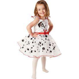 Rubies Dalmaçyalı Balerin Çocuk Kostüm 18-24 Ay Kostüm & Aksesuar