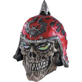 Rubies Demon Rıder Kurukafa Maske Kostüm & Aksesuar