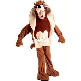 Rubies Tazmanya Canavarı Kostüm Lüks 4-6 Yaş Kostüm & Aksesuar
