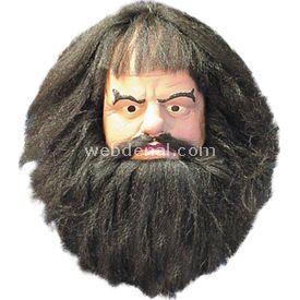 Rubies Hagrid Latex Maske Kostüm & Aksesuar