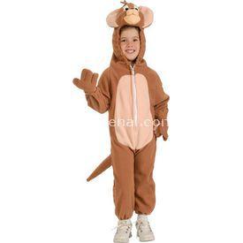 Rubies Jerry Çocuk Kostüm Lüks 5-7 Yaş Kostüm & Aksesuar