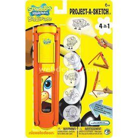 Necotoys Sponge Bob Ayaklı Projektör Ve Fener Minik Hediyelikler