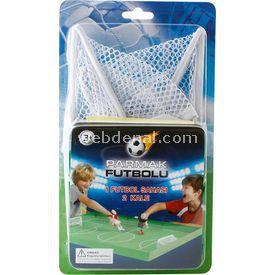 Necotoys Parmak Futbolu Kale Ve Saha Seti Erkek Çocuk Oyuncakları