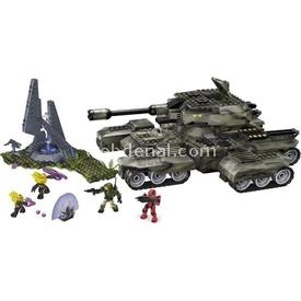 Mega Bloks Halo Wars Unsc Rhino Büyük Araç Lego Oyuncakları