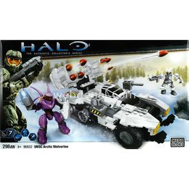 Mega Bloks Halo Unsc Füze Aracı Lego Oyuncakları